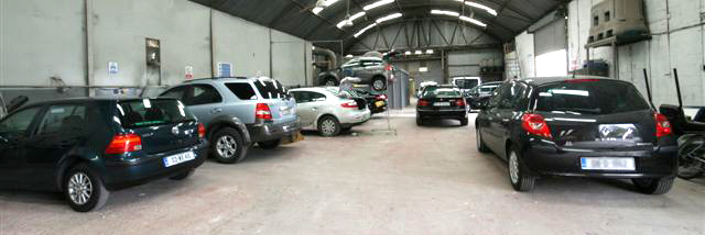 Crash Repairs Cork at Kenny Brothers